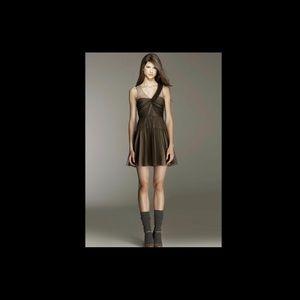 CYNTHIA STEFFE RUNWAY SILK ORGANZA TULLE DRESS